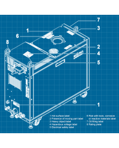Adixen Alcatel A 1804 H/A / 1804 X - SERVICE