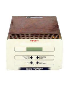Agilent Varian Turbo-V 2000 HT Controller - REBUILT