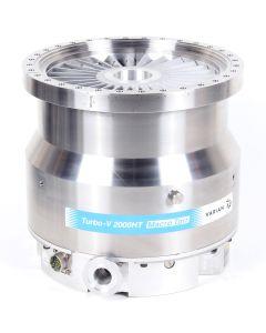 Agilent Varian Turbo-V 2000HT Macro Torr - REBUILT