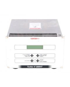 Agilent Varian Turbo-V 300 HT Controller - REBUILT