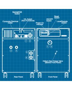 CTI 8600 - SERVICE