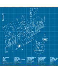 Leybold D16A / D16AC - SERVICE