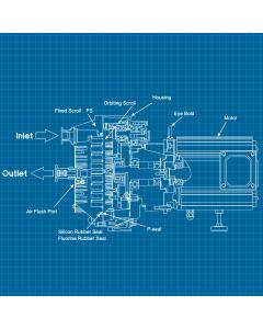 ANEST IWATA DVSL-500C - SERVICE