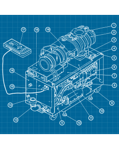 Edwards Stokes iQDP80 / QMB500 - SERVICE