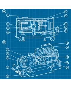 Edwards Stokes QDP80 / QMB250 - SERVICE