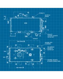 Edwards GXS450 - SERVICE