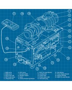 Edwards iQDP80 - SERVICE