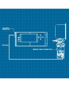 CTI On-Board IS Remote Display Module - SERVICE