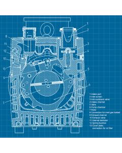 Leybold NT16 - SERVICE