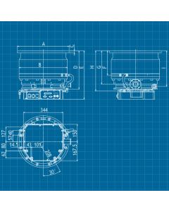 Edwards STP-iXA4506C - SERVICE