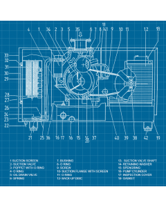 Leybold SV1200 - SERVICE