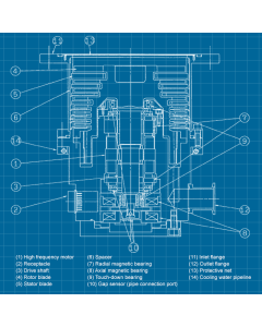 Shimadzu TMP-1503 Series - SERVICE