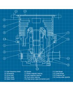 Shimadzu TMP-1303 Series - SERVICE