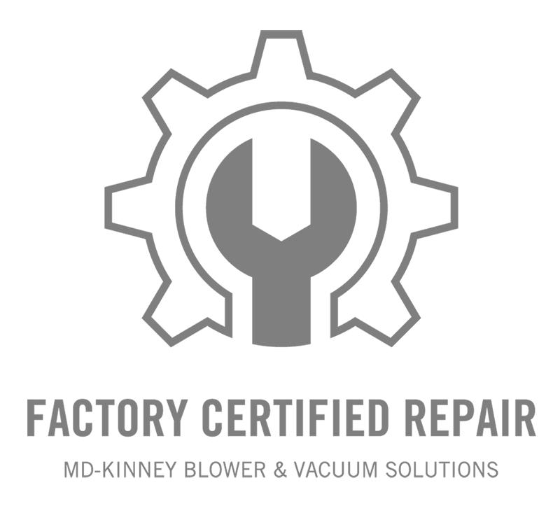 MD-Kinney Factory Certified Repair