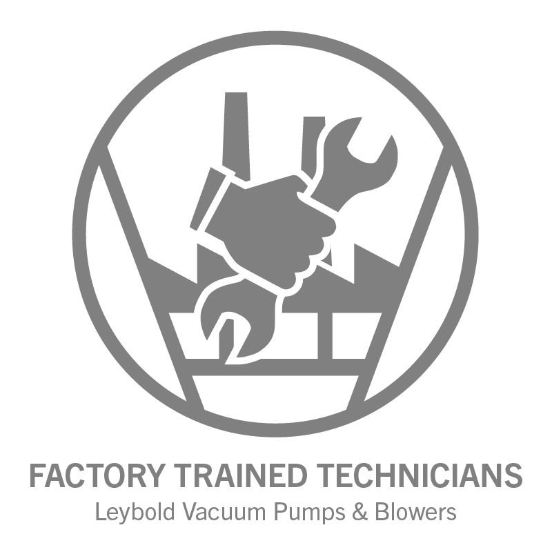Leybold Factory Trained Technicians