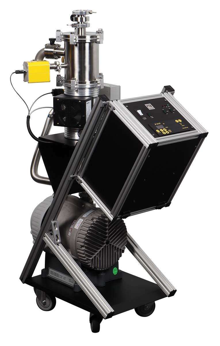 Turbo Cart Vacuum System (TCVS)